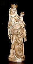Krumauer Madonna, Muttergottes, Marienfigur, NEU Holz