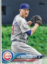 US190 MIKE MONTGOMERY 2018 Topps Update CUBS