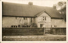 Hoghton near Preston. Fr Arrowsmith's House.