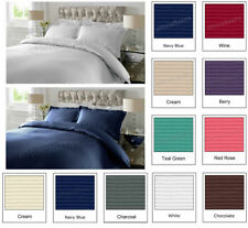 Unbranded Striped Bedding Sets & Duvet Covers