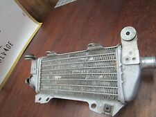 KDX 220 KAWASAKI  1998 KDX 220 1998 RADIATOR RIGHT