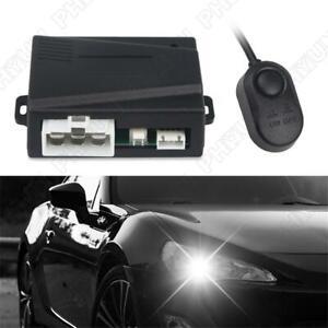 12V Car Headlight LIGHT SENSOR System Kit Automatically Control ON/OFF Universal