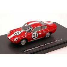 ABARTH BIALBERO 1965 N.31 FUNABASHI CCC RACE 1:43 Ebbro Auto Competizione