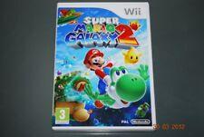 Super Mario Galaxy 2 Nintendo Wii PAL Reino Unido ** ** GRATIS UK FRANQUEO