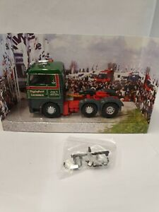 Corgi 1:50 Truckfest CC13417 ERF ECT Ian Wright Transport Ex display no cert