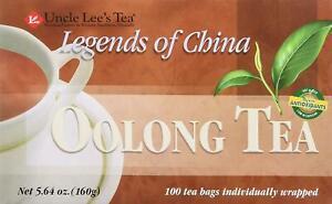 Oolong Tea by Uncle Lee's Tea, 100 tea bags