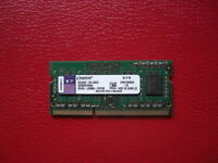 UNA MEMORIA  RAM KINGSTON da 4GB  DDR3    KVR13S9S8/4