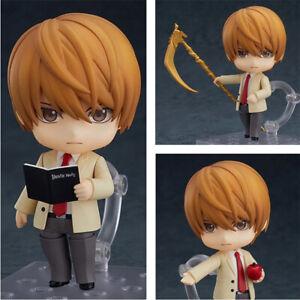 1160 Death Note Light Yagami 2.0 PVC Anime Auction Figure Figurine Toy