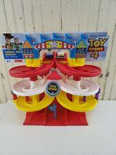 Kids Toys Carnival Spiral Speedway Toddlers Playset Indoor Plastic Disney Pixar