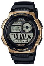 Casio AE1000W-1A3V, Digital Watch, Chronograph, 5 Alarms, 10 Year Battery