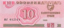 Korea North 10 Chon 1988 Unc pn 33
