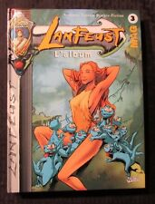 LANFEUST L'Album Mag 3 French Hardcover VF+ Adventure Fantasy Science-Fiction