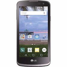 """LG Rebel 4G LTE L44VL (Straight Talk) 4.5"""" inches Smartphone Prepaid No Contract"""