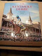 2016 Kentucky Derby Horse Racing Churchill Downs Hard Back Book Jacket Doolittle
