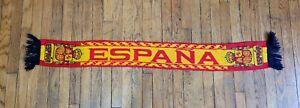 Spain Soccer Football Scarf