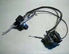 1997 Yamaha V Max 600 SX Brake System Caliper, Pads, Cable, Perch, Lever, Switch