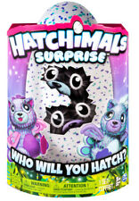 Hatchimals Surprise Peacat Hatching Egg w/Surprise Twin