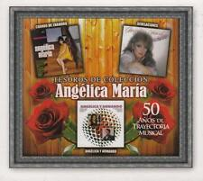 Angelica Maria Tesoros De Coleccion 3CD 50 Anos de Trayectoria Musical BOX SET