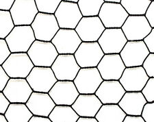 2' x 150' Steel Hex Web PVC Coated Metal Garden and Animal Fence