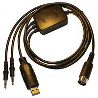 Icom Data Mode Cable - 8-pin DIN Accessory Connector