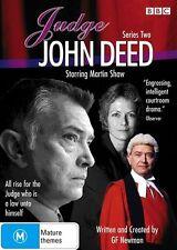 Judge John Deed Series : Season 2 : NEW DVD