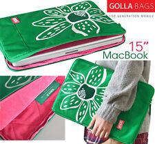"Funda para MacBook 15"" GOLLA G1161 Verde"
