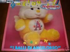 A E I O U Angelorso - I balli di - LP 1986 - SIGILLATO