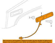 Hummer GM OEM 03-09 H2-Side Marker Light Lamp 25952319