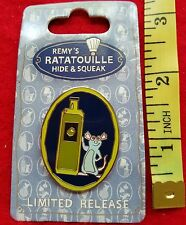 Disney Pin Remy Ratatouille olive oil Epcot Food & Wine Pixar