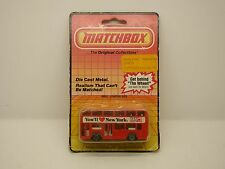 MATCHBOX - MB51 - LONDON BUS - LEYLAND TITAN - 1981 - BOITE - ANCIEN -