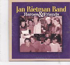 Jan Rietman Band-Heroes&Friends cd single