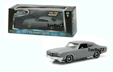 Greenlight 1:43 Fast & Furious Dom'S Chevy Chevelle Ss 1970 New 86227