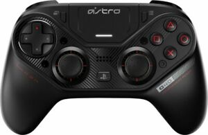 Astro Gaming - C40 TR Wireless Controller for PlayStation 4 + Windows PC - Black