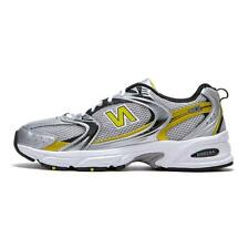 [New Balance] 530 Retro Running Shoes Sneakers - Silver/Yellow(MR530SC)