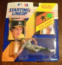 1992 Jose Janseco Baseball (Oakland) Starting Lineup figure Sealed