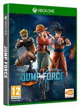 JUMP FORCE XBOX ONE ESPAÑOL NUEVO PRECINTADO ESPAÑOL FISICO CASTELLLANO