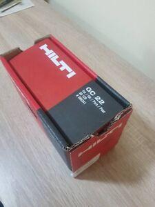 HILTI Nägel GX120 20mm 750 stk inkl. Gaßkartusche Gc 22