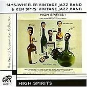 Sims-Wheeler Vintage Jazz Band - High Spirits (2005)  CD  NEW/SEALED  SPEEDYPOST