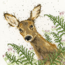 Bothy Threads Hannah Dale Doe A Deer Counted Cross Stitch Kit-xhd32