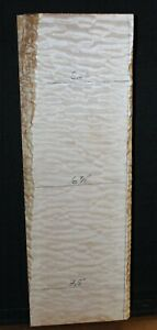 quilted maple guitar billet