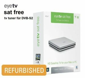 EyeTV Sat Free Elgato Geniatech TV-Tuner für DVB-S2 (USB 2.0)  (Refurbished)