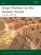 Siege Warfare in the Roman World: 146 BC-AD 378 von Duncan B. Campbell (2005, Taschenbuch)