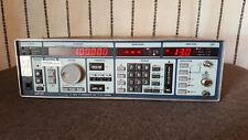 ADRET SCHLUMBERGER 740A GENERATEUR UHF 0,1/1120MHz OPT.3