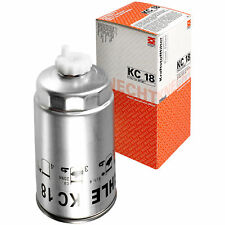 ORIGINALE MAHLE/Knecht Carburante Filtro KC 18 FUEL FILTER