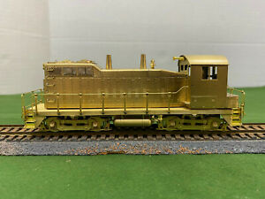 Alco Models (Samshonga) Brass HO UP SW10 UP Conversion – for Repairs.