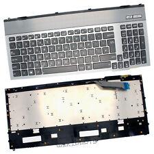 NEW FOR ASUS G55 Series OKNB0-B410UK00 LAPTOP BACKLIT ORIGINAL KEYBOARD UK BLACK