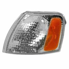 FIT FOR PASSAT 1998 1999 2000 2001 CORNER PARK LAMP CLEAR/ AMBER LEFT DRIVER