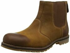 Timberland Larchmont Brown Mens Leather Chelsea Boots