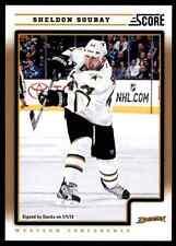 2012-13 Score Gold Sheldon Souray #50