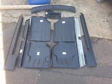 MK4 paneles de escolta x10 en total 4 X Pisos + + Exterior Alféizares + huida interior + Batería Bandeja